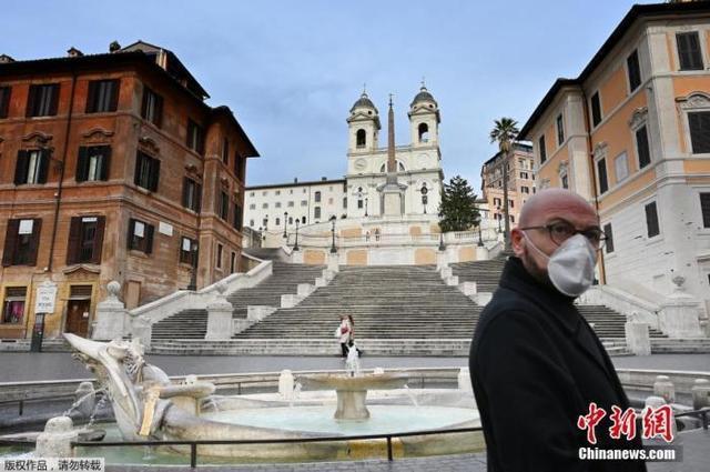 意大利已确诊47021例 总统批准调集军队执行封城令