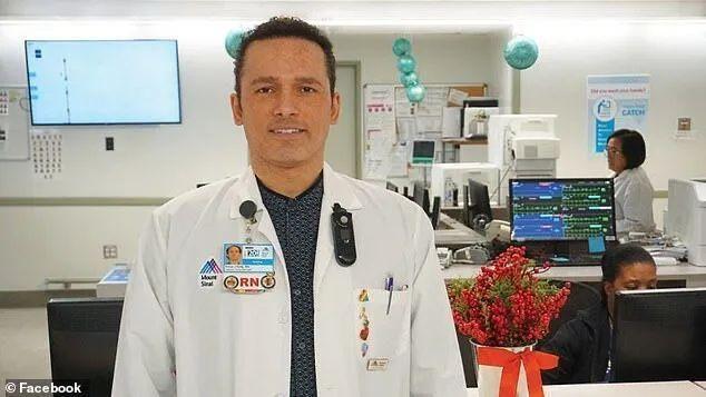 纽约一医院用垃圾袋当防护服,一名医护人员感染去世