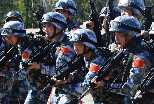 美媒:中国海军陆战队实力赶上美军只是时间问题,如何应对?