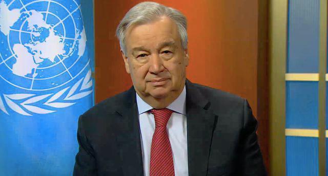 """联合国秘书长反对美国""""断供"""":疫情期间支持世卫组织至关重要  第1张"""