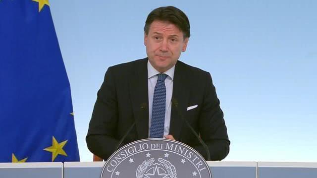 新增确诊数降至本月最低,意大利5月4日起逐步重新开放  第1张