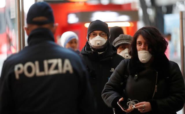 新增确诊数降至本月最低,意大利5月4日起逐步重新开放  第3张