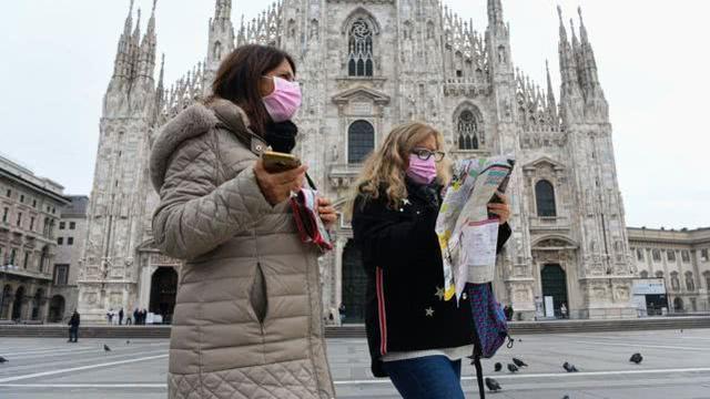 新增确诊数降至本月最低,意大利5月4日起逐步重新开放  第2张