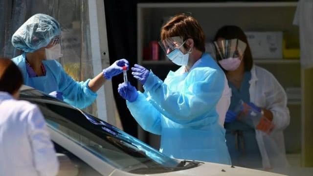 研究称美国洛杉矶可能超20万人感染新冠病毒,远超官方数据  第3张
