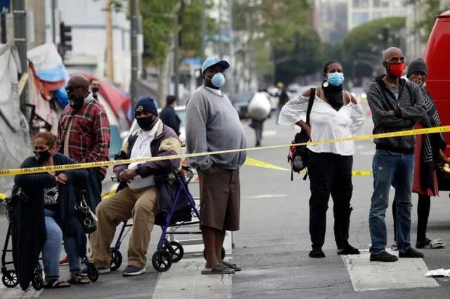 研究称美国洛杉矶可能超20万人感染新冠病毒,远超官方数据  第2张