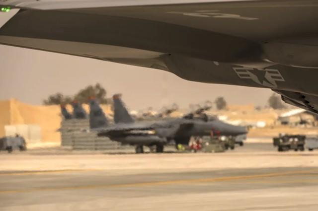 美国空军向约旦快速部署F-35,强化一种重要的作战能力  第2张