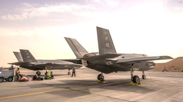 美国空军向约旦快速部署F-35,强化一种重要的作战能力  第1张