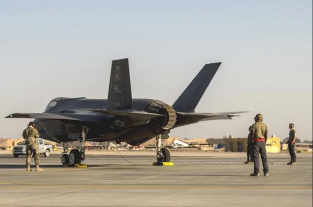 美国空军向约旦快速部署F-35,强化一种重要的作战能力  第3张