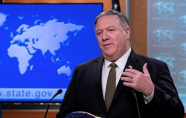 蓬佩奥:美国可能永远不再资助世卫组织,可另建一个让美国满意的  第1张