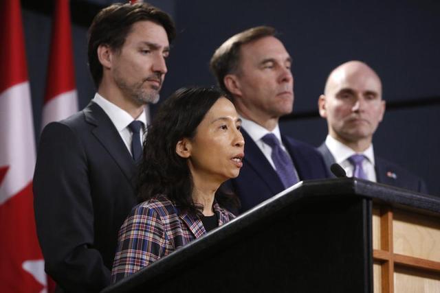 加拿大议员攻击华裔首席医疗官,特鲁多:绝不容忍种族主义  第5张
