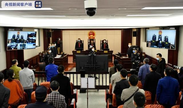 江西丰城致73死特大事故案宣判