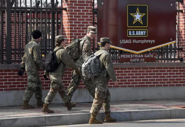 违反封锁令!3名驻韩美军士兵偷偷溜出营房,竟是为了……  第1张