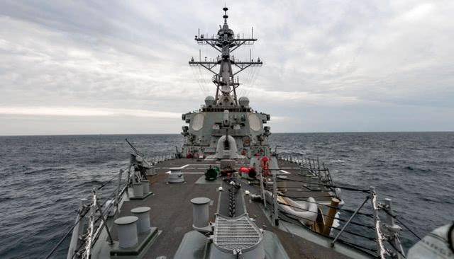 台媒:美军驱逐舰通过台湾海峡后,反潜机又经巴士海峡进入南海  第3张