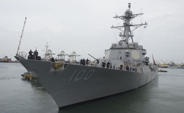 """美海军""""基德""""号驱逐舰已有47名水手确诊,正返回港口控制疫情  第3张"""
