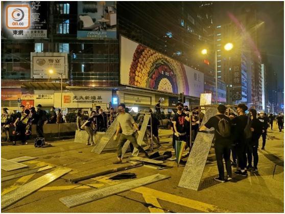 今年五一,他们居然还要祸乱香港!  第1张