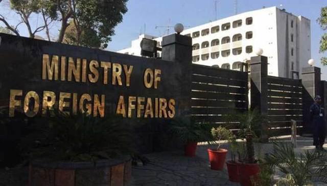 指责印军在克什米尔地区无端开火,巴基斯坦召见印外交官表示抗议  第1张