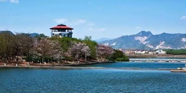 """北京""""五一""""假期前两日167万人逛公园"""