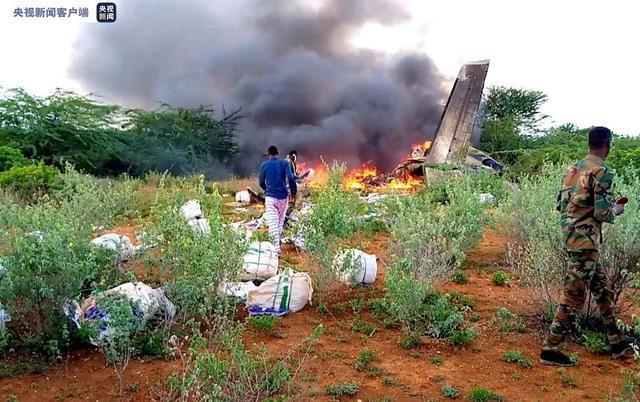 坦桑尼亚军队认可击毁运输疫防应急物资的运输机  第1张