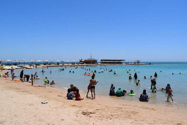 """埃及政府公布修复国内游,沿海地区""""更健康"""""""