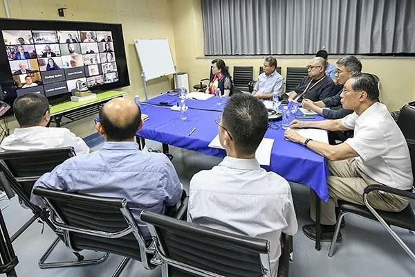钟南山院士团体:预苗仍是急务 中国与美国经验交流有希望加快进程  第1张