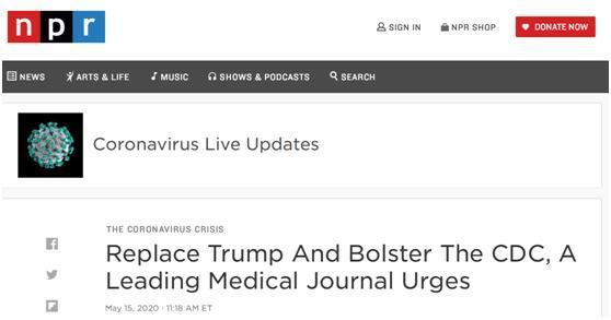 《柳叶刀》这篇全新重磅消息文章内容,川普看后估算会气疯……  第5张