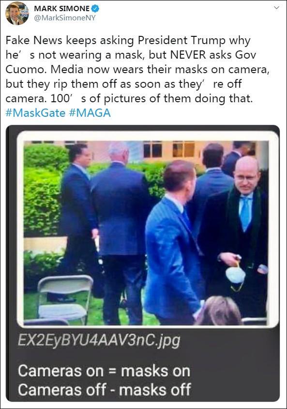 CNN美国白宫新闻记者被拍个对着!  第4张