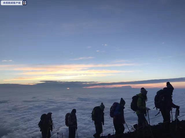 日本富士山爬山道今年夏天所有封闭式  第2张