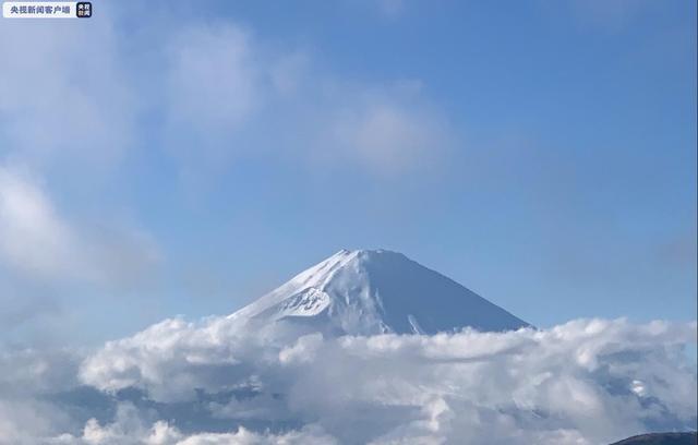 日本富士山爬山道今年夏天所有封闭式  第1张