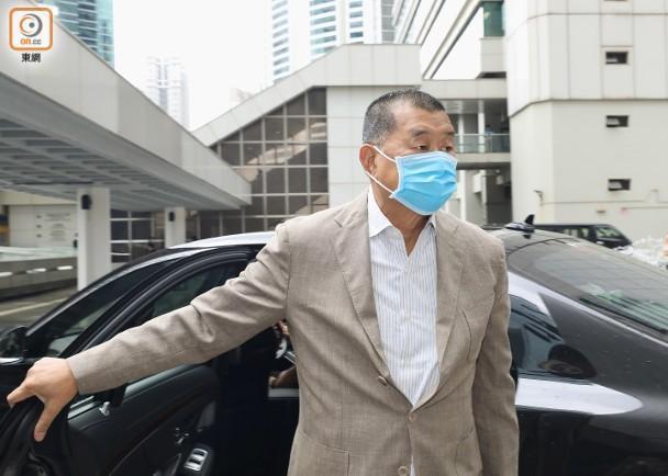 黎智英又搞事,开twiter帐户还@川普关心香港情况  第1张