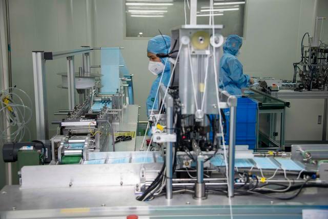宁可舍弃做生意,也坚持不懈把中国制造业印在防护口罩整体面层  第5张