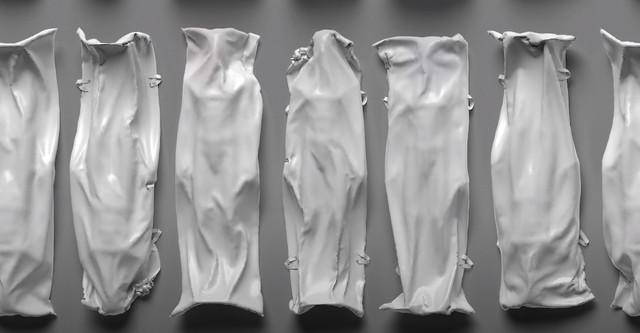 100000收尸袋=美国国旗,外国媒体又一次被震撼人心了  第2张