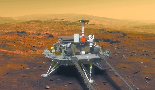 """将对火花开展细致巡查勘察 我国火星计划""""绕落巡""""关键点曝出"""