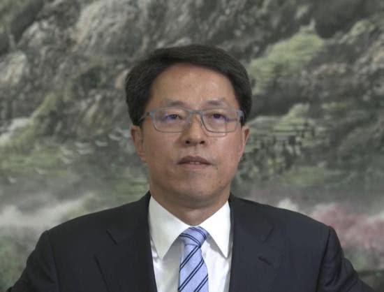 张晓明:有些人把中央政府抑制谦让作为软弱无能  第1张