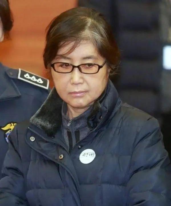 朴槿惠亲信干政案三审被判18年 处罚1.两亿RMB  第1张