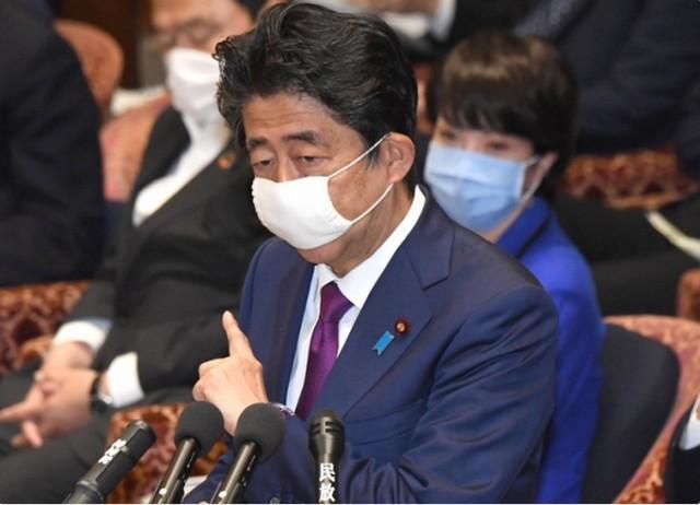 东京都、大阪肺炎疫情反跳 安倍晋三称考虑到法律惩罚不遵循限定对策者  第2张