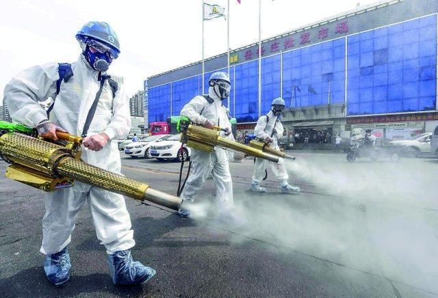 北京市深更半夜升級应急处置 世界卫生组织相信中国解决工作能力  第1张