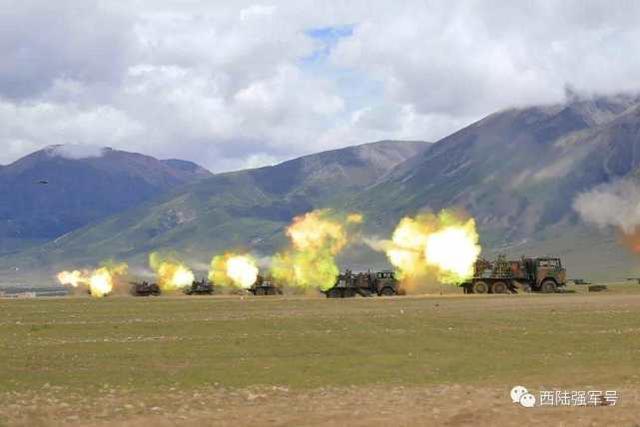 西部战区海军常态砺兵严寒山坡地:仗在哪儿打,就在哪儿精训实练  第3张
