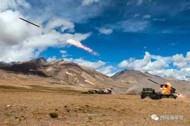 西部战区海军常态砺兵严寒山坡地:仗在哪儿打,就在哪儿精训实练  第12张
