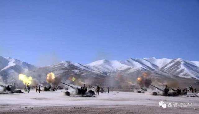西部战区海军常态砺兵严寒山坡地:仗在哪儿打,就在哪儿精训实练  第15张