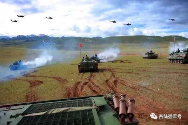 西部战区海军常态砺兵严寒山坡地:仗在哪儿打,就在哪儿精训实练  第18张