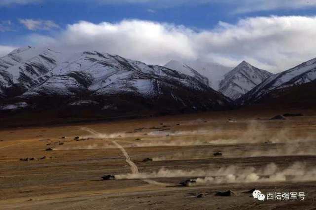 西部战区海军常态砺兵严寒山坡地:仗在哪儿打,就在哪儿精训实练  第22张