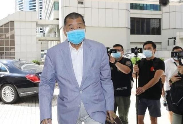 """为什么不许黎智英出港赴美国?香港法官原因好""""暖心""""  第1张"""