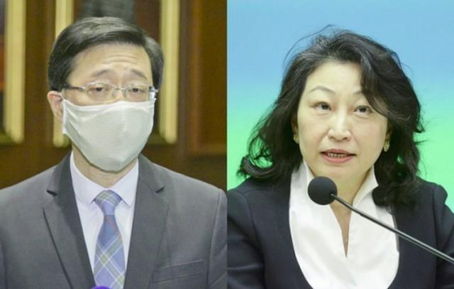 中国香港六大纪律军队长官表态发言:大力支持临港维护保养国防安全法律工作中  第2张