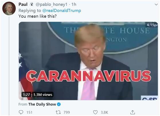 """拜登说错川普""""发脾气"""":要我讲这蠢话""""虚假新闻新闻媒体""""早来对付了  第2张"""