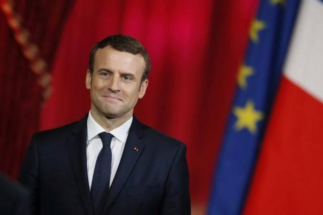 法国马克龙:欧州对乌克兰敌人现行政策已无效,将尽早访俄  第1张