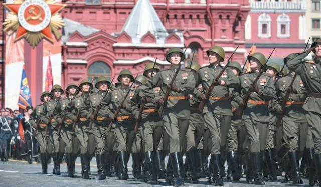 俄罗斯总统注重保卫二战历史 乌克兰举办胜利日国庆大阅兵  第1张