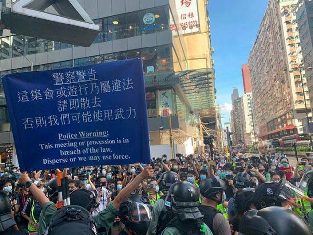 香港媒体:香港警方逮捕因涉嫌不法结集53人,包含两位区立法委员  第1张