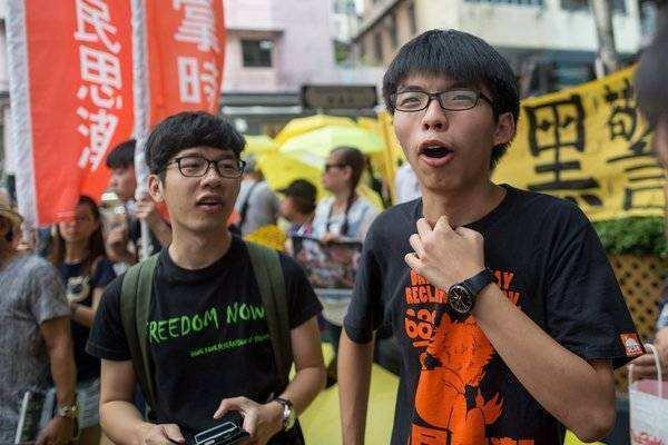 """有装作舍弃认为 有转为国外勾连 中国香港社会各界警醒""""港独""""脱胎换骨  第2张"""