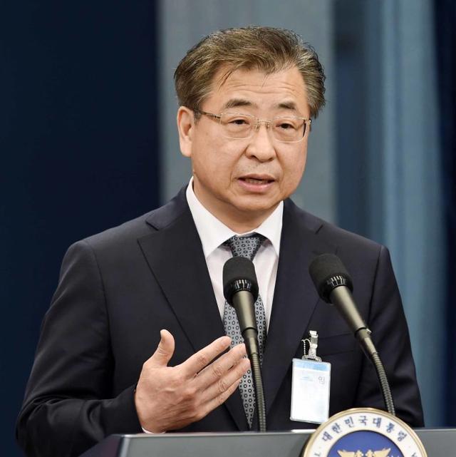 文在寅候选人日本北京国安三要职:李仁喜获任统一科长  第3张