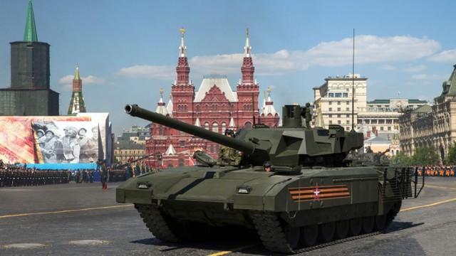 """俄宣布对外开放介绍自己都没武器装备的""""阿玛塔"""",我国不容易要,印尼呢?"""